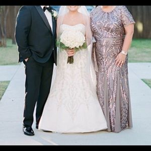 Mother of the Bride Gown Dress Size 18